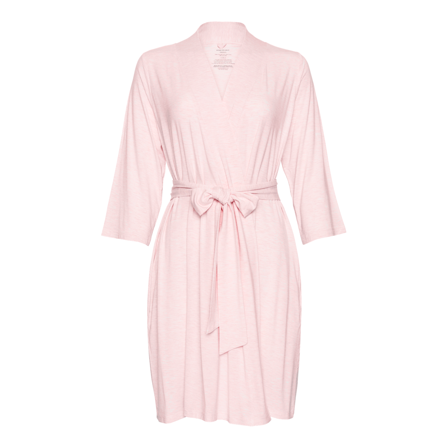 Pink Heather Mom Robe