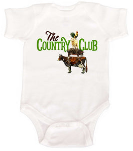 The Country Club Onsie