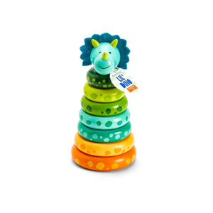 Dinosaur Wooden Stacking Toy