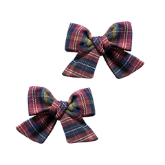 Hunter Flannel 2 pack Big Cotton Clips