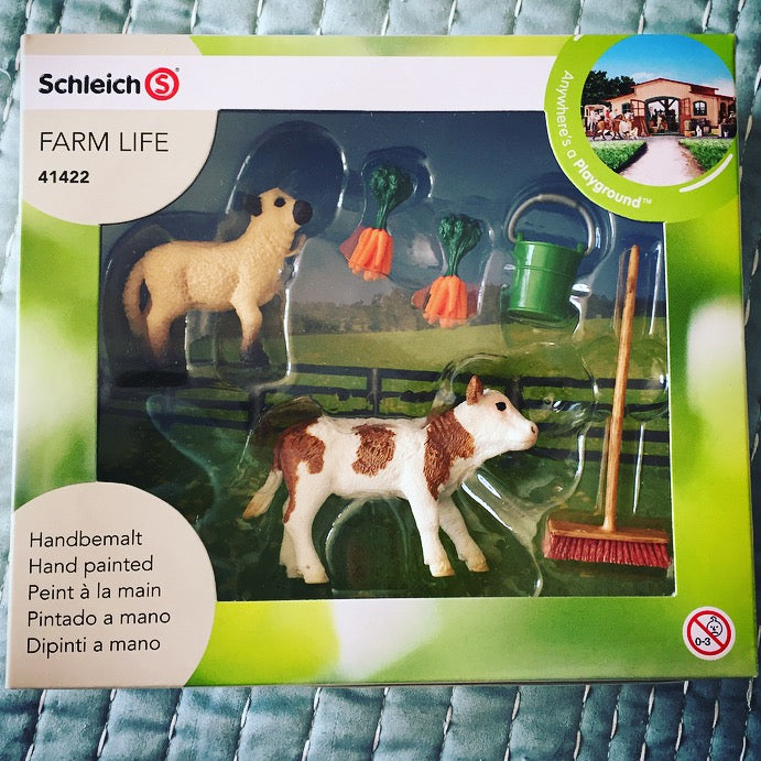 Farm Life Stable Cleaning Kit