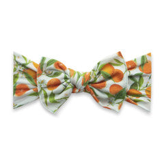 Baby Bling Tropicana Printed Knot Headband