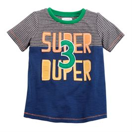 Super Duper 3 Birthday Tee