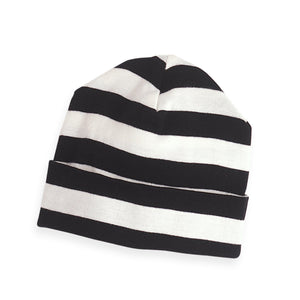 Black Stripe Cap
