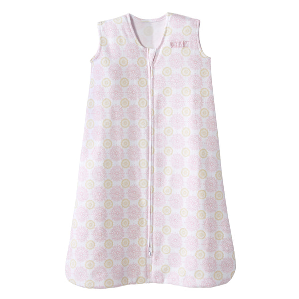 SleepSack- Wearable Blanket- Medallion Tonal Pink
