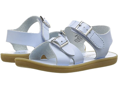 Light Blue Sea Wee Sandal