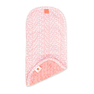 Burp Cloth - Julia Coral