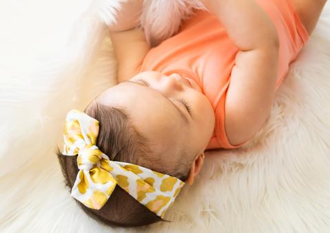 Sadie Top Knot Headband