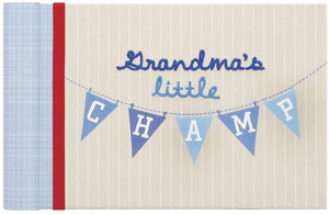 Grandma's Little Champ Brag Book