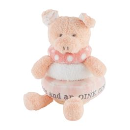 Pig Stackable Plush