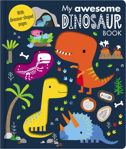 My awesome Dinosour Book