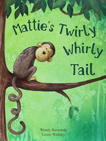 Mattie's Twirly Whirly Tail Book