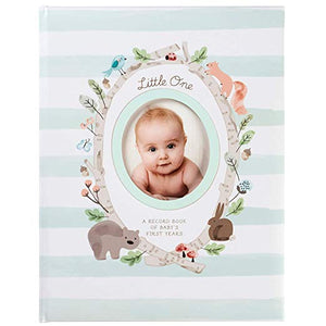 Woodland Animal Baby Memory Book