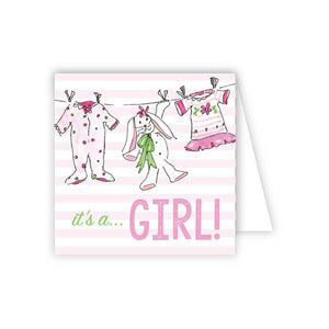 Baby Gift Enclosure - Girl Clothes