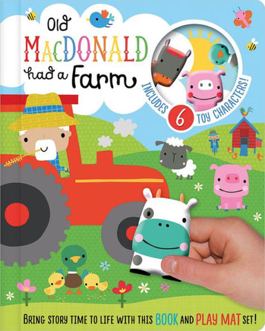 Read and Play: Old MacDonald Had a Farm
