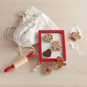 My Christmas Cookies Wood Play Set