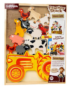 Tractor Stacker Game