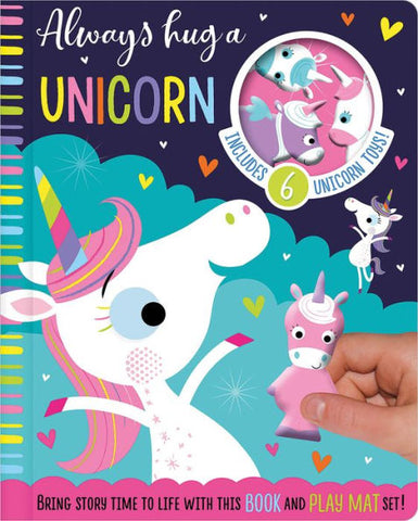 Read and Play: Always Hug a Unicorn