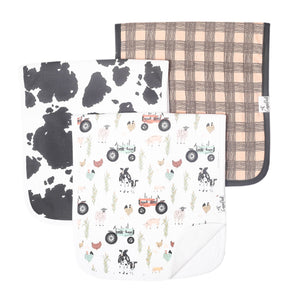Burp Cloth Set- Jo