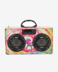 Mini Boom Box Bluetooth Speaker
