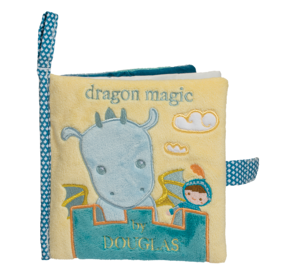 Little Dragon Activity Book
