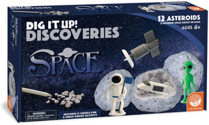 Dig It Up! Discoveries - Space