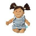 Baby Stella Beige Doll with Brown Hair