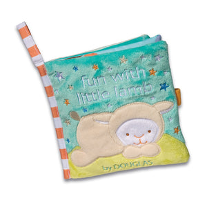 Lamb Soft Activity Book