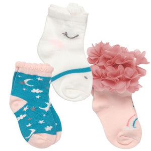 Sock Set - Unicorn