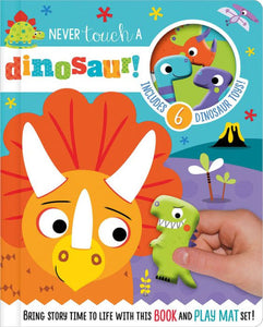 Read and Play: Never Touch a Dinosaur