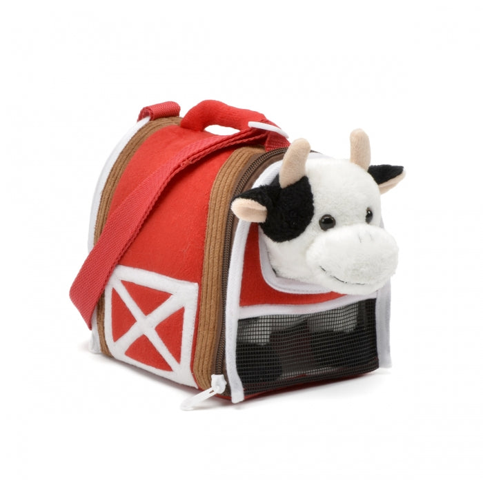 Chuncky Cow in Carrier