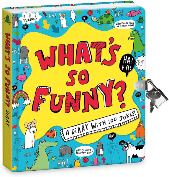 Diary - What's So Funny