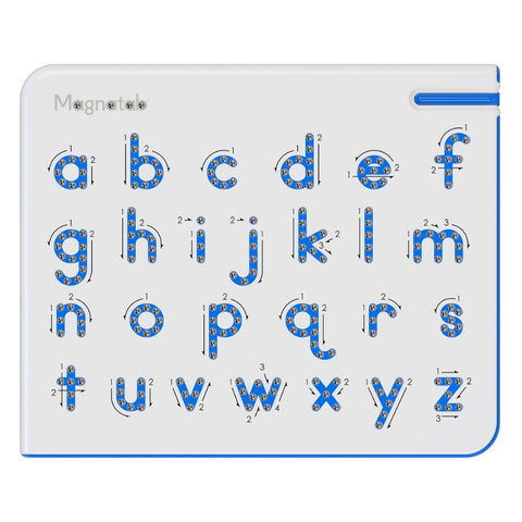 Magnatab a to z lowercase