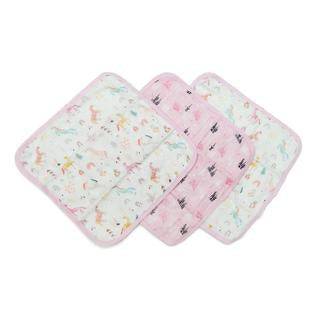 Washcloth 3-pieces Set - Unicorn Dream
