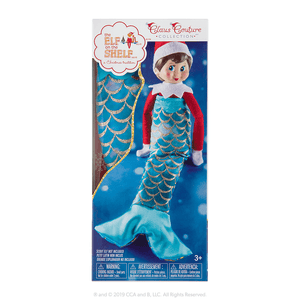 Elf On The Shelf Merry Merry Mermaid