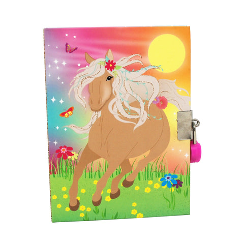 Horse Meadow Grape Scented Diary