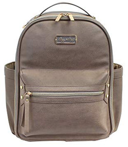 Mini Backpack - Taupe