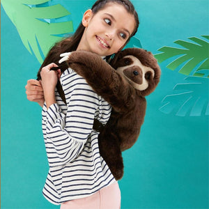 Sloth Travel Buddy Backpack