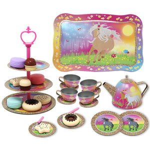 Horse Meadow High Tea Set