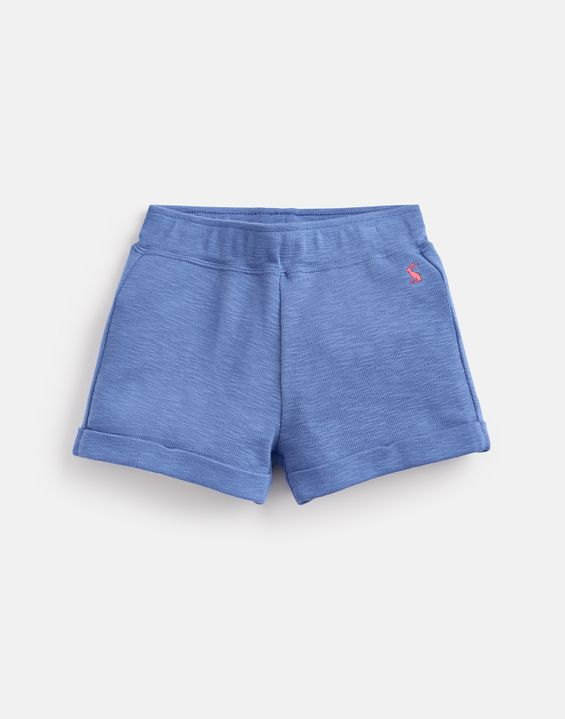 Kittiwake Blue Jersey Shorts