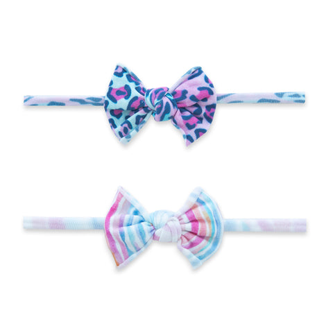 Party Time 2 pack Skinny Headbands