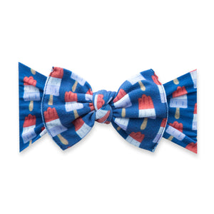 Patriotic Popsicle Printed Knot Headband