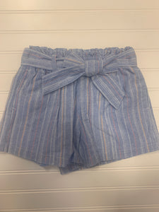 Habitual Girl Summer Stripe Short