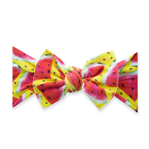 Juicy Printed Knot Headband
