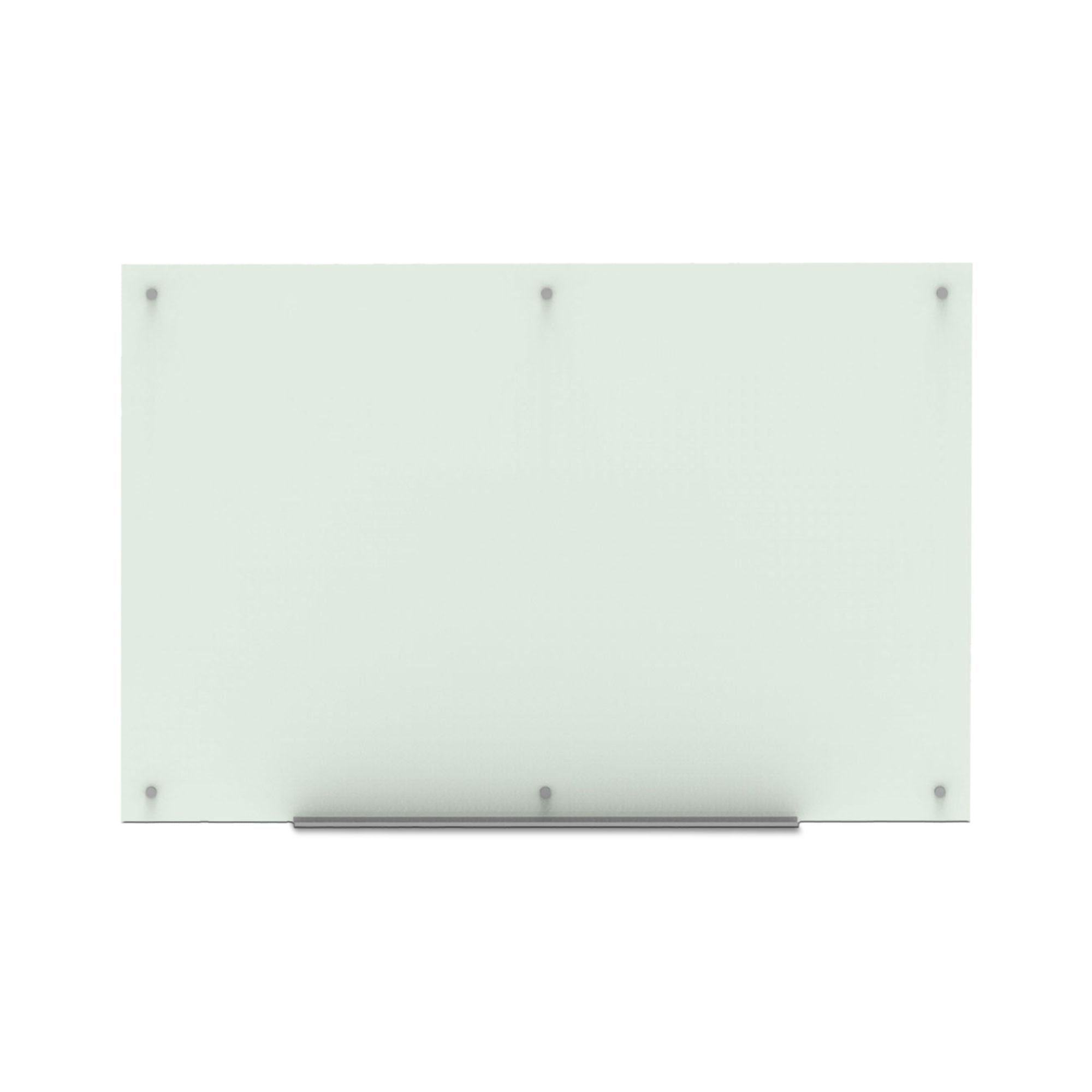 Luxor 60 W X 40 H Magnetic Wall Mounted Glass Board Premium Whiteboards