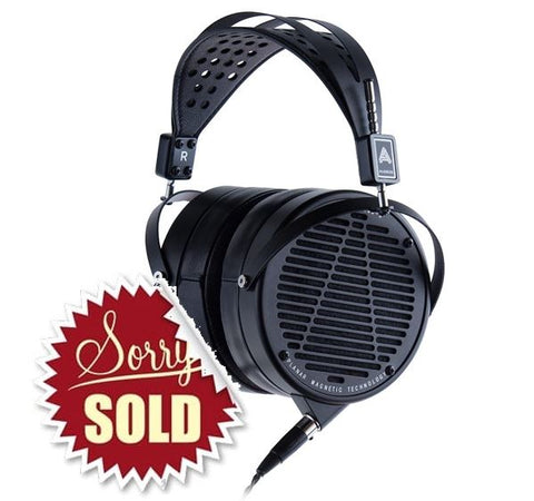 Audeze LCD-X, Black, Like New ~ Pre-owned >> FREE DOMESTIC SHIPPING << preowned AudioCranium