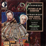 DORIAN CD Mussorgsky Pictures at an Exhibition~Stravinsky, Excellent cd AudioAxom