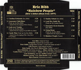 "Eric Bibb Opus 3 CD ""Rainbow People"" SACD Sweden AudioCranium"