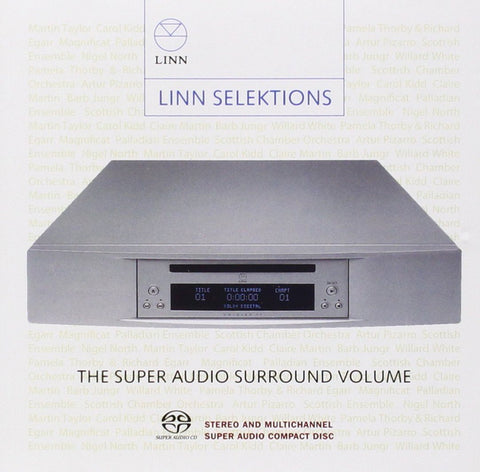 LINN RECORDS Presents Super Audio Surround Volume SACD DSD AudioCranium
