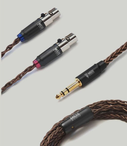 MEZE EMPYREAN COPPER PCUHD UPGRADE CABLES Headphone Cable Meze